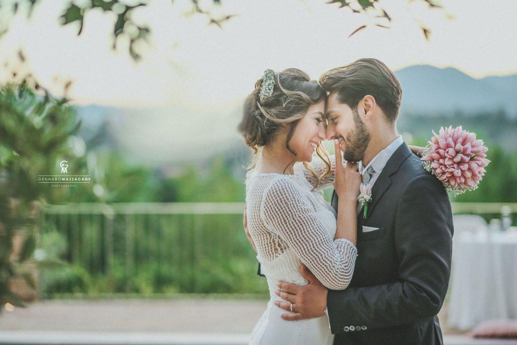 fotografie per matrimonio in autunno