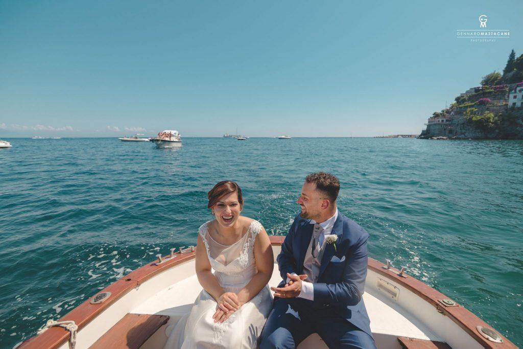Foto matrimonio Positano