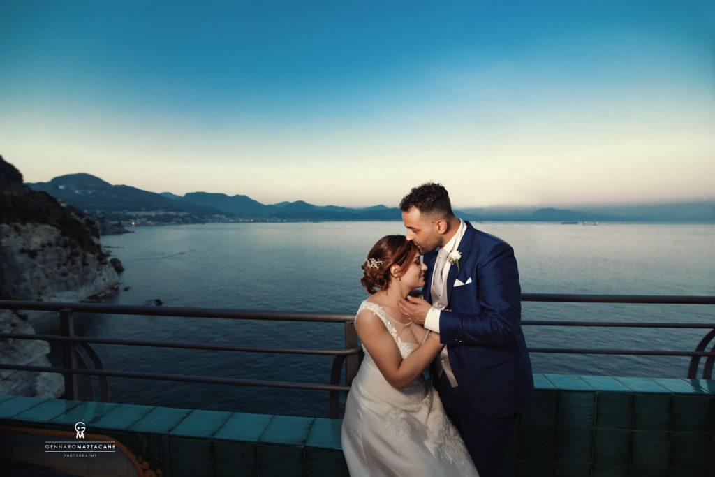foto abbracci matrimonio Mazzacane