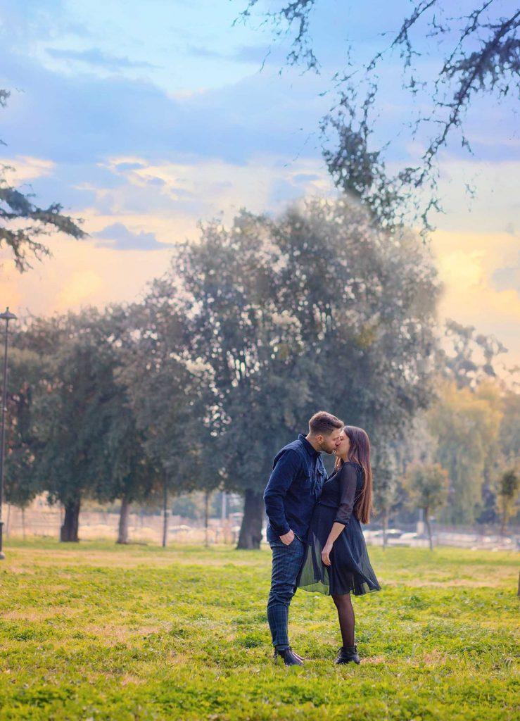Servizio fotografico Aversa: scatti d'amore in una terra meravigliosa