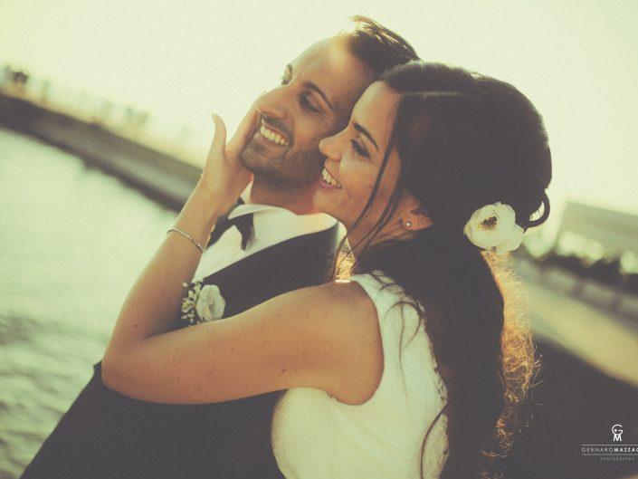 Fotografo matrimoni Napoli e provincia i: le nozze di Giuseppe e Francesca