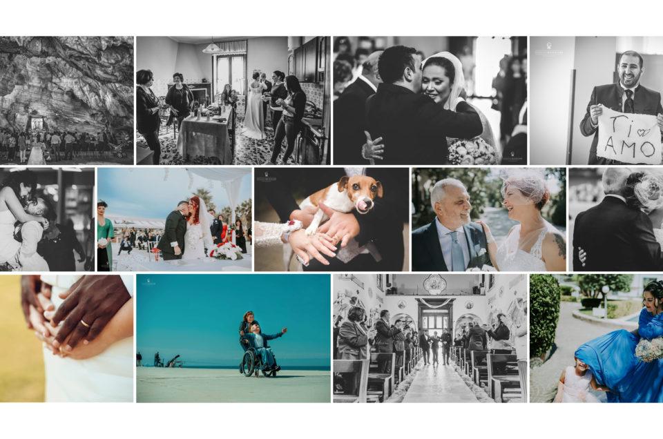 Le emozioni raccontate in 13 foto di matrimonio