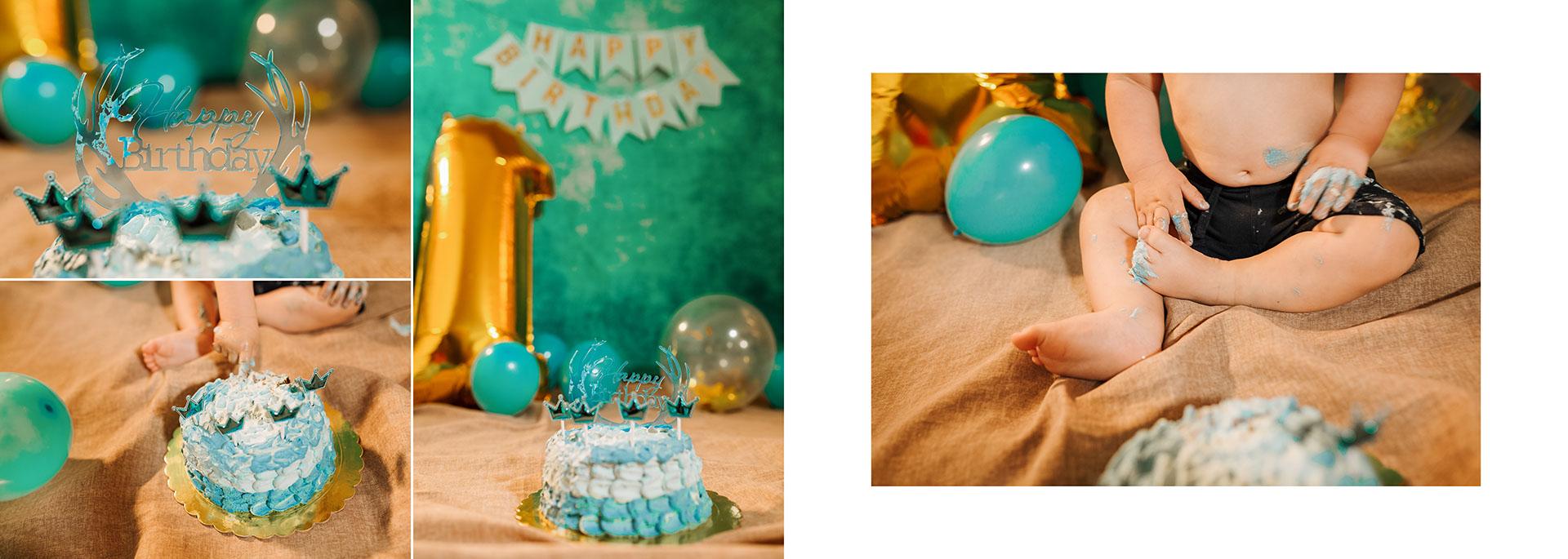 primo compleanno Napoli Caserta fotografo